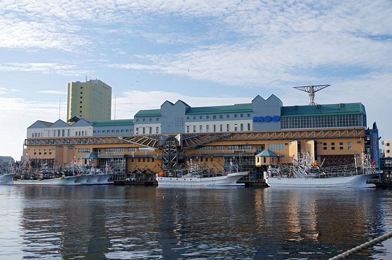 Kushiro Fishermans Wharf