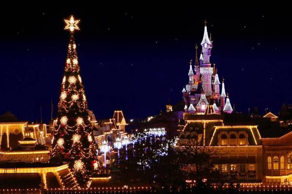 Du lịch mùa Giáng Sinh
