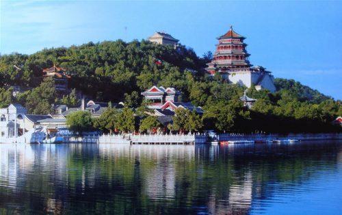 Du lịch Bắc Kinh - Di Hòa Viên