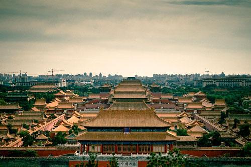 Du lịch Cố Cung-Thượng Hải