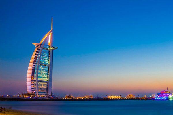 Du lịch Dubai - Đảo Cọ