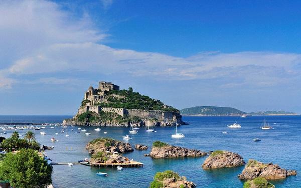 Hòn đảo tuyệt đẹp - Ischia