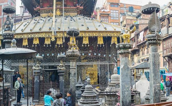 Khám phá Nepal - thung lũng Kathmandu