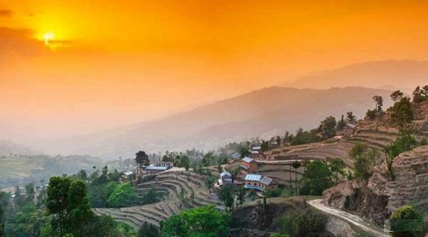 Khám phá Nepal - Nagarkot
