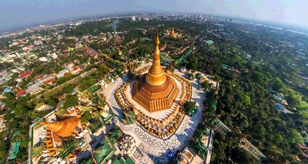 Tham quan chùa Shwedagon (chùa Vàng)