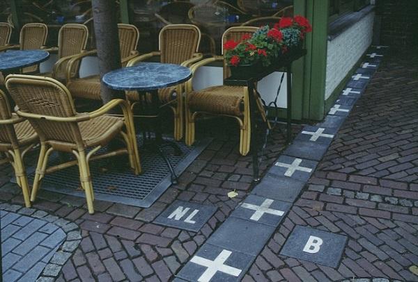 du lịch biên giới các quốc gia - Bỉ và Hà Lan