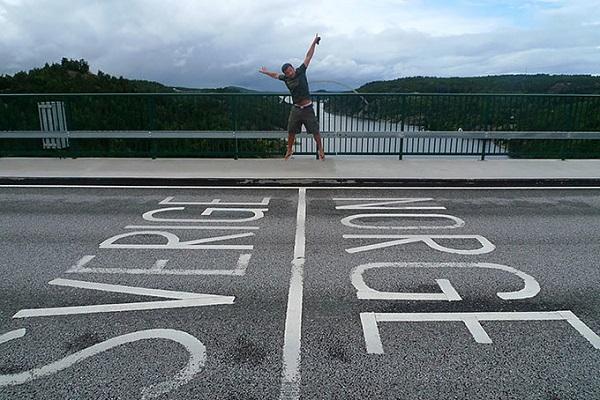 du lịch biên giới các quốc gia - Thụy Điển và Na Uy