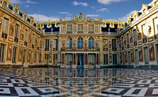du lịch Pháp - Château de Versailles