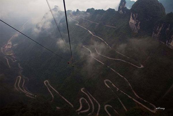 du lịch Trung Quốc - Trương Gia Giới
