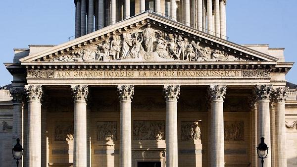 Đền Pantheon.