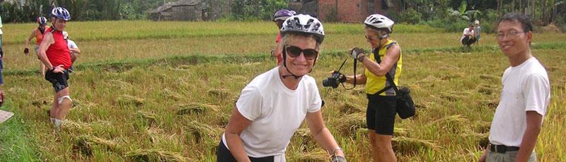 Du lịch Mê Kông cho người nước ngoài