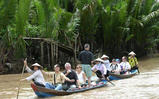 Du lịch Mekông sông nước