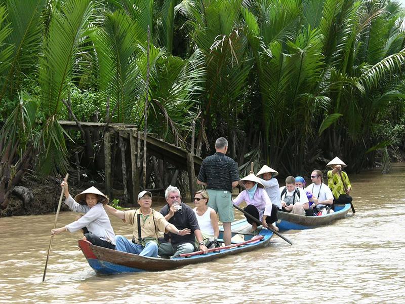 Du lịch Mê Kông sông nước
