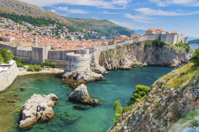 Cung đường thiên đàng thuộc Croatia
