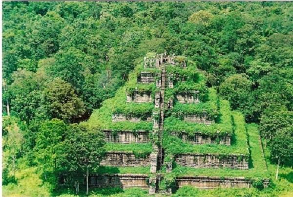 Di tích Korker - từng là thủ đô của đế chế Khmer.