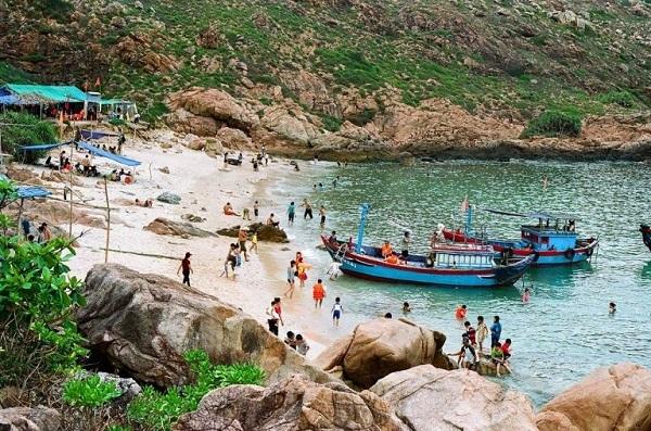 Nơi sinh sống của cư dân Nhơn Hải