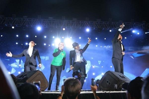 Fanmeeting Phi Nhung mới diễn ra gần đây ở Nhà văn hóa thanh niên