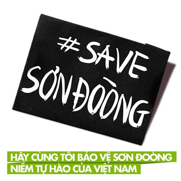 Bảo vệ hang Son Doong VietNam