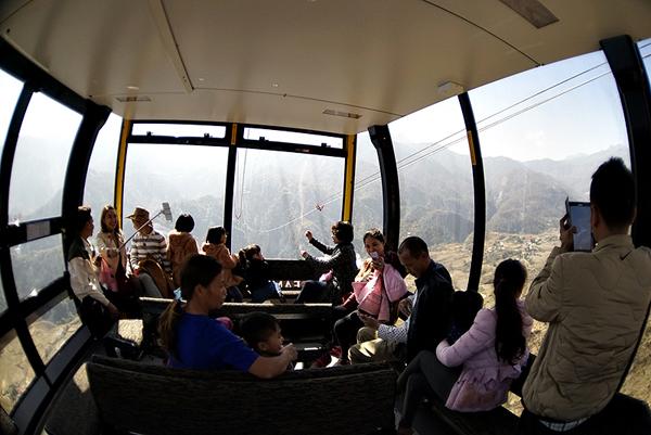 Cáp treo tour du lịch sapa fansipan giá rẻ tại Hà Nội