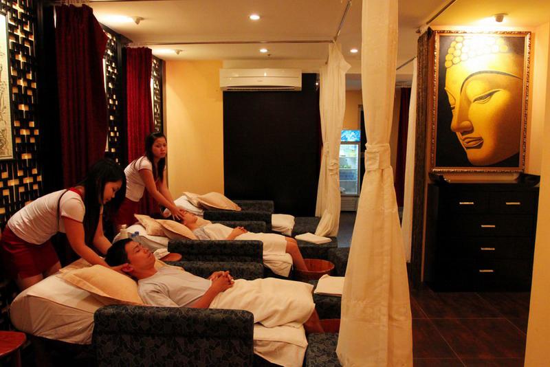 Dịch vụ massage tại queen hotel