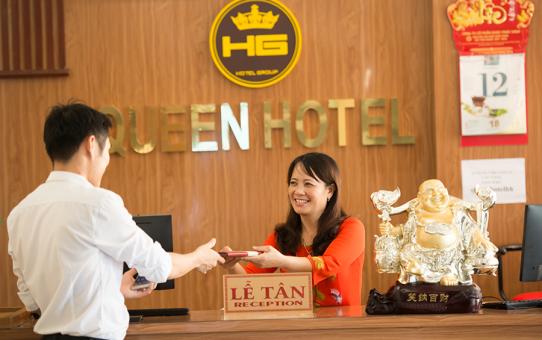 Khách sạn Queen tại Hải Hòa