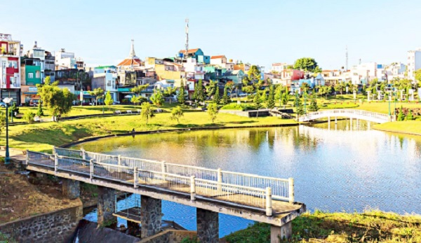 khách sạn đẹp ở Bảo Lộc