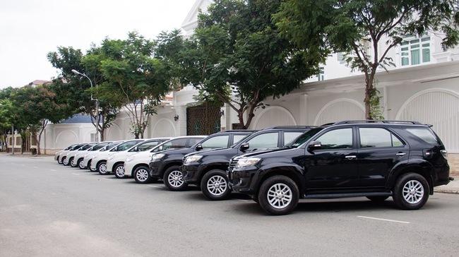 Dịch vụ thuê xe dài hạn mang đến nhiều lợi ích