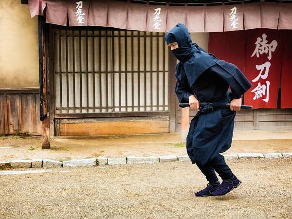 Thăm làng Ninja Mura