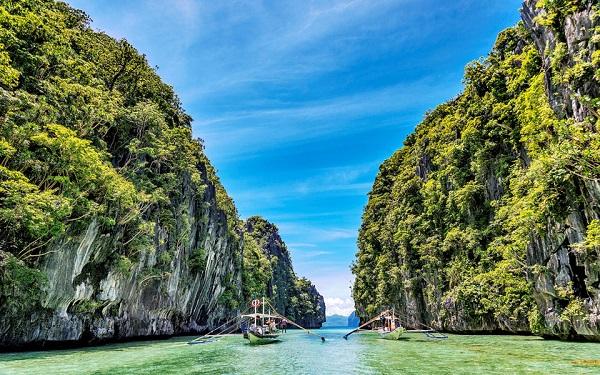 Hòn đảo tuyệt đẹp - Palawan