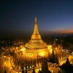 Tham quan chùa vàng Shwedagon tại Myanmar
