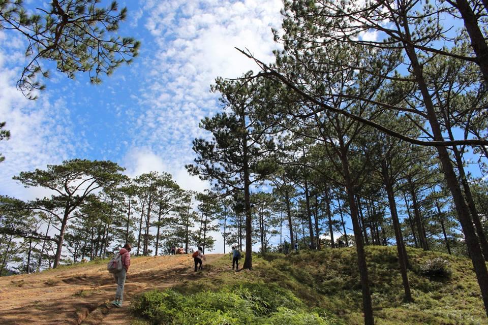 trekking tà năng phan dũng - 2