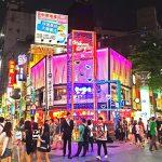 Review Chợ đêm Ximenting ở Đài Loan