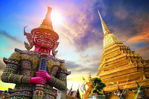 Xứ sở chùa vàng - Thái Lan