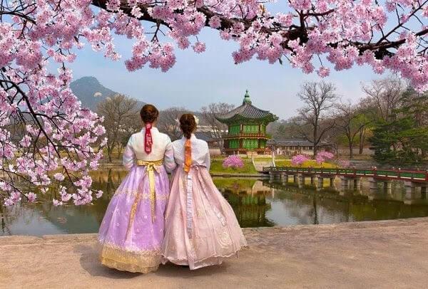 Du lịch tại xứ sở xinh đẹp Kim Chi