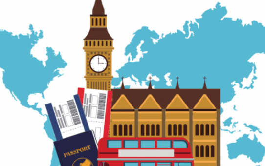 Những địa điểm du lịch nước ngoài nên đi
