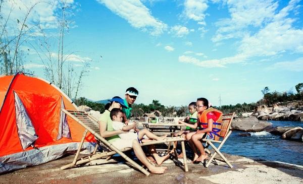Kinh nghiệm du lịch suối Thạch Lâm Nha Trang