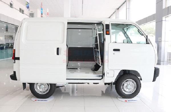 Xe van là loại xe gì?